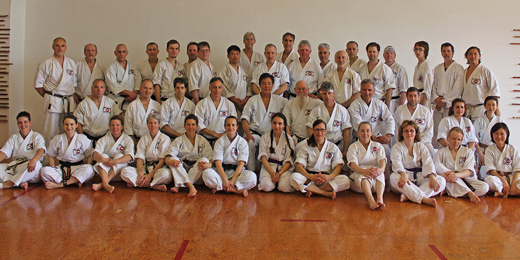 Special Training - Group Photo